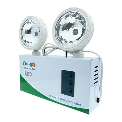 Picture of Automatic Emergency Light AEL-3038