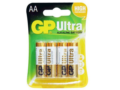 Picture of GP Batteries Ultra Alkaline - AAA 2 pcs.