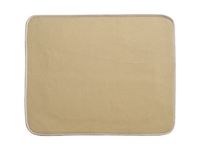 Picture of Interdesign Idry Mat Mocha/Ivory