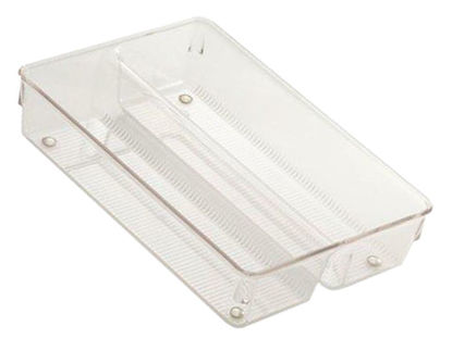 Picture of Interdesign Linus Series - Twin Drawer Organizer 6 x 9 inches