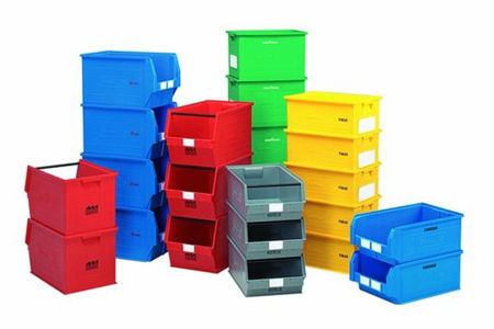 Picture for category Industrial Storage Bin
