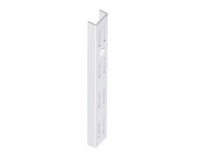 Picture of Element System Double Wall Upright 0.5m White