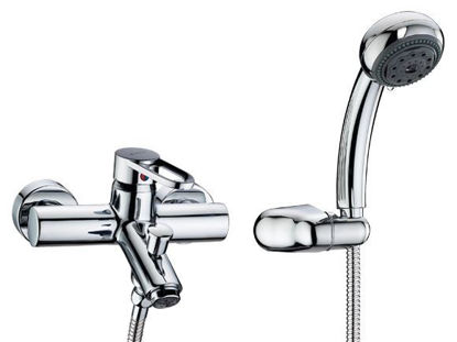Picture of Delta Grail Series - Tub & Shower With S650-CH Handshower