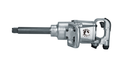 """Picture of Hans 1 """" DR. Long Anvil (8"""") X 2500 Ft. Lbs. Air Impact Wrench"""