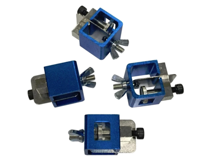 Picture of Licota Butt Welding Clamp Set (Blue/Silver), ATG-4105