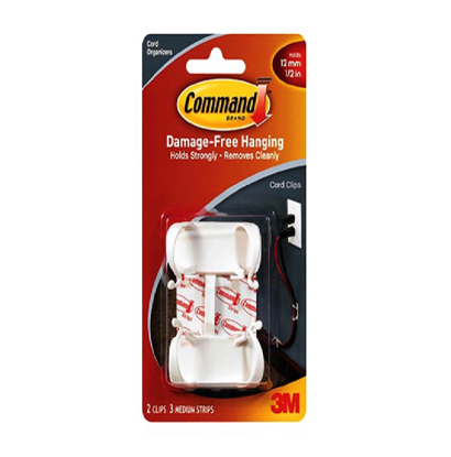 Picture of 3M Command Cord Clips Large