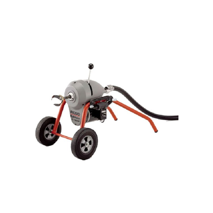 Picture of Ridgid K-1500Sp Sectional Drain Cleaning Machine 220/240V/50