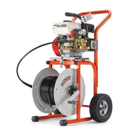 Picture for category Water Jetting Machines