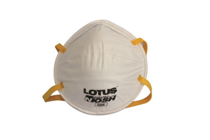 Picture of Lotus LSH9550 Filter Mask N95