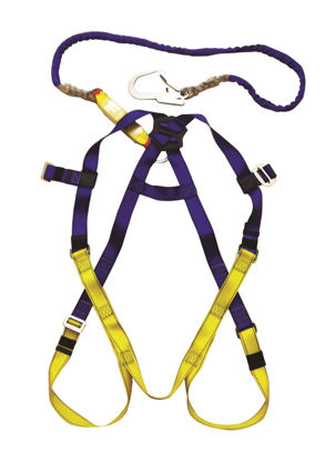 Picture of Lotus LSB450132 Full Body Harness 45MM W/LY