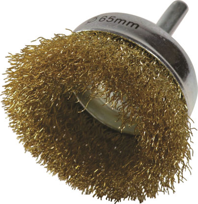 Picture of Lotus Cup Brush W/Shank 50MM LCB050A