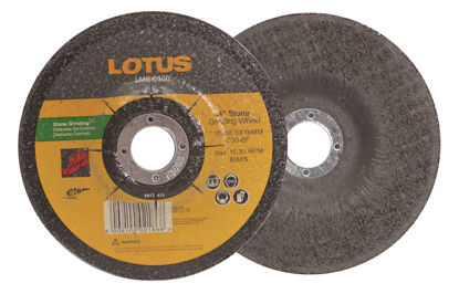 Picture of Lotus LMGC100 Stone Grinding Wheel C30-BF
