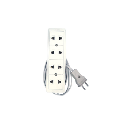Picture of Firefly 4 Gang 2-Pin Convenience Outlet ECSFO404