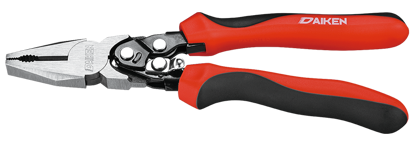 Picture of Daiken Grip Tech Combination Pliers DCP-7S
