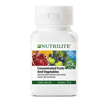 Picture of Nutrilite Concentrated Fruits And Vegetables Tablet