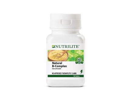 Picture of Nutrilite Natural B-Complex Tablet
