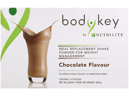 Picture of Nutrilite Bodykey Meal Replacement Shake Chocolate