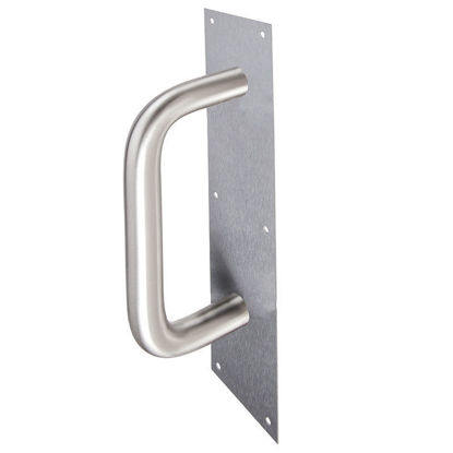 Picture of Stainless Handle with Plate 004 3/12