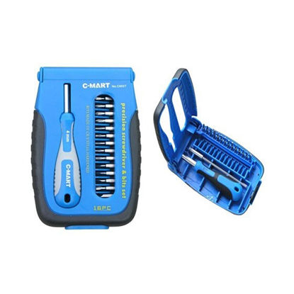 Picture of 16-Piece Precision Screwdriver And Set C0027