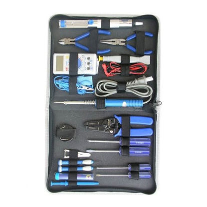 Picture of 19-Piece Electronic Tool Kit K0003