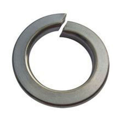 Picture of 304 Stainless Steel Lock Washer Size Inches, STLW-INCHES