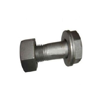 Picture of A-325 Capscrew 2H Nut & FW F436 Hotdip - Inches