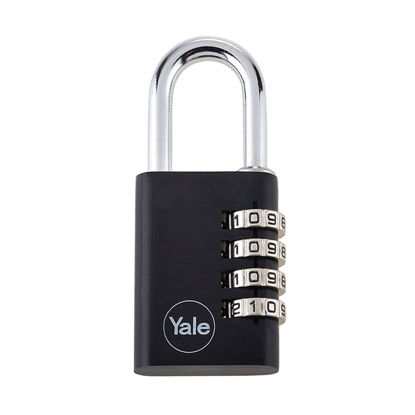 Picture of Aluminum Combination Padlocks YE3C/38/131/1