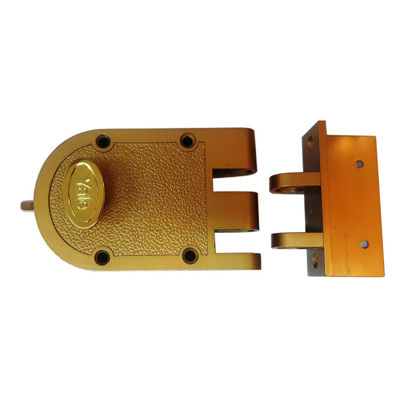 Picture of Rim Locks, Single Cylinder Deadlock V198