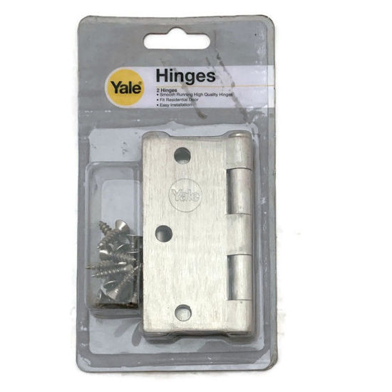 Picture of Yale V1135 US15, Heavy Duty Loose Pin Hinges, Satin Nickel, V1135US15