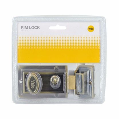 Picture of Yale V78GL, V78AB, Rim Lock Night Latch, V78564GL