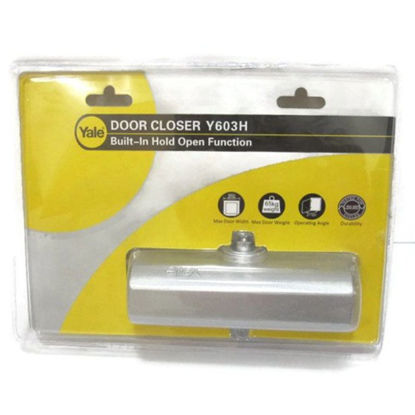Picture of Yale Y603H Series Door Closer, Silver, Y603HSIL