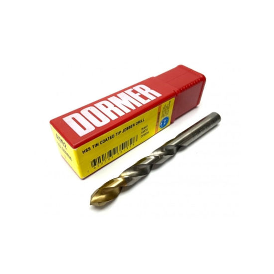 Picture of Dormer Titanium Coated Jobber Drill Bit A-002, Inches Size