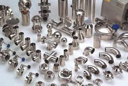Picture for category Stainless Steel Fittings