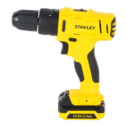 Picture of Stanley Drill Li-on 10mm 10.8V 26NM 315/1200RPM, SCD12S1-B1