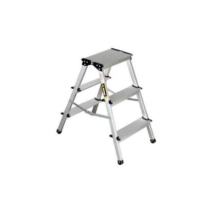 Picture of Jinmao Aluminum 3 Steps Folding Step Ladder, JMA082203