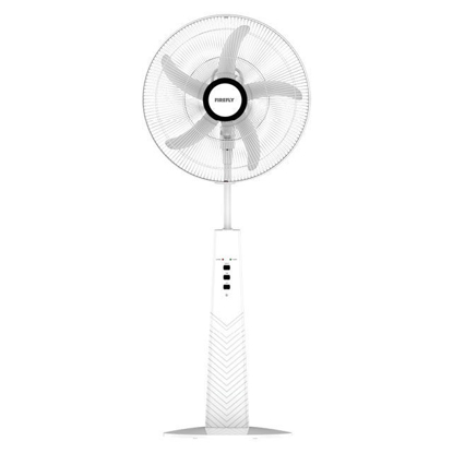 Picture of Firefly 18″ Rechargeable Stand Fan with LED Night Light and Remote Control, FEL634
