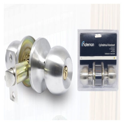 Picture of Gateman Cylindrical Knobset, GM587-7C