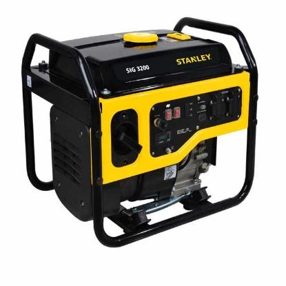 Picture of Stanley 3200W Inverter Generator STSIG3200